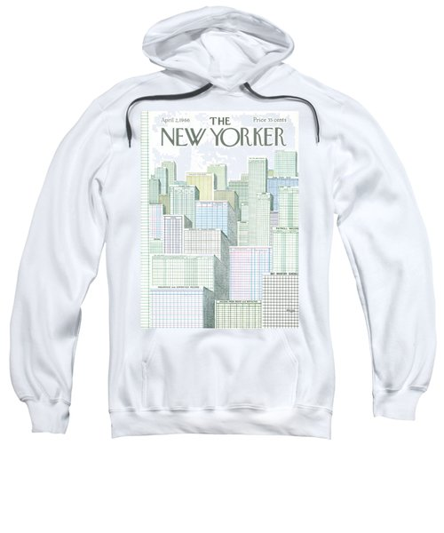 New Yorker April 2nd, 1966 Sweatshirt
