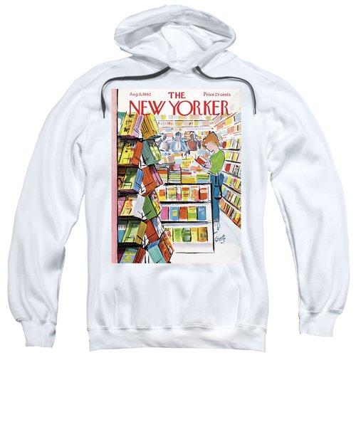 New Yorker August 11th, 1962 Sweatshirt