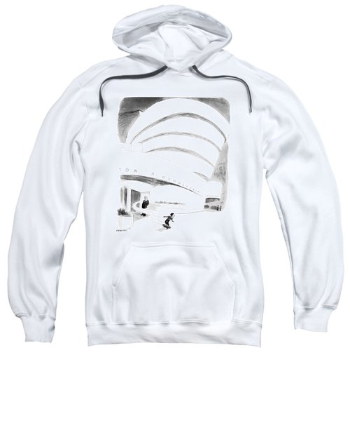 New Yorker August 16th, 1976 Sweatshirt