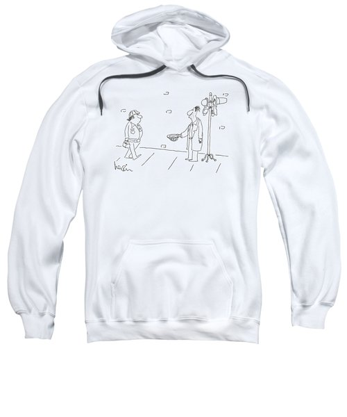 New Yorker August 21st, 1978 Sweatshirt