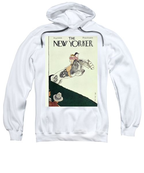 New Yorker August 24 1935 Sweatshirt