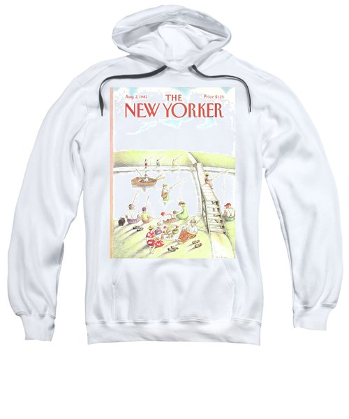 New Yorker August 2nd, 1982 Sweatshirt