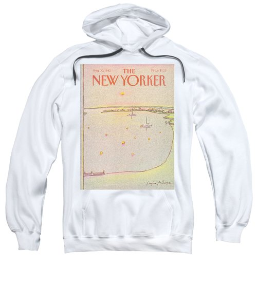 New Yorker August 30th, 1982 Sweatshirt