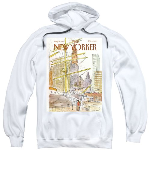 New Yorker August 31st, 1981 Sweatshirt