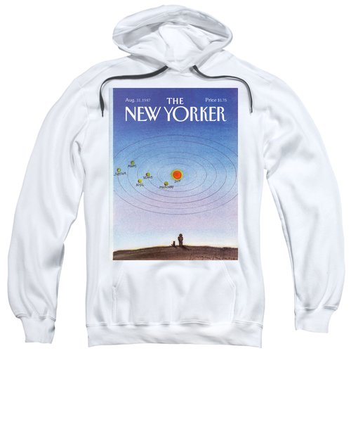 New Yorker August 31st, 1987 Sweatshirt