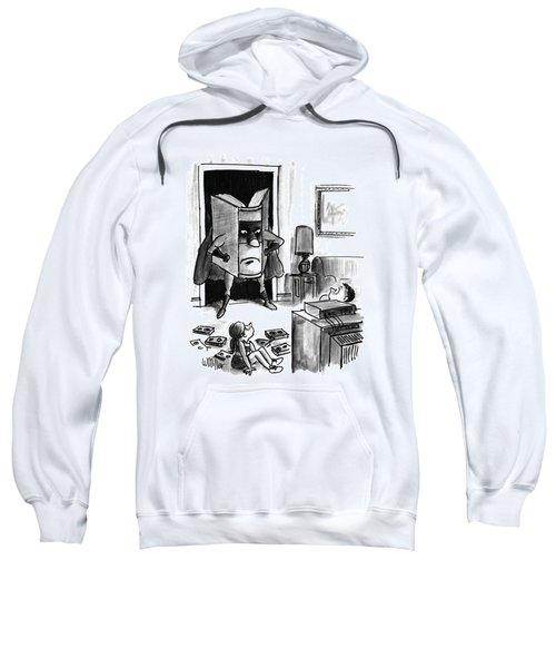 New Yorker August 3rd, 1992 Sweatshirt