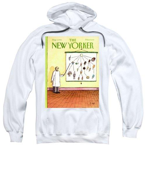 New Yorker August 4th, 1986 Sweatshirt