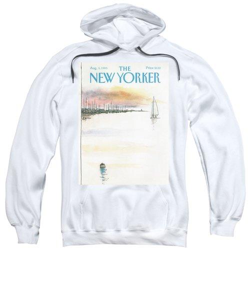 New Yorker August 5th, 1985 Sweatshirt