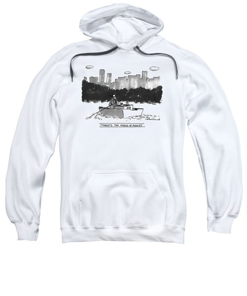 New Yorker August 8th, 1994 Sweatshirt
