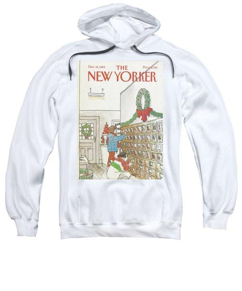 New Yorker December 12th, 1983 Sweatshirt