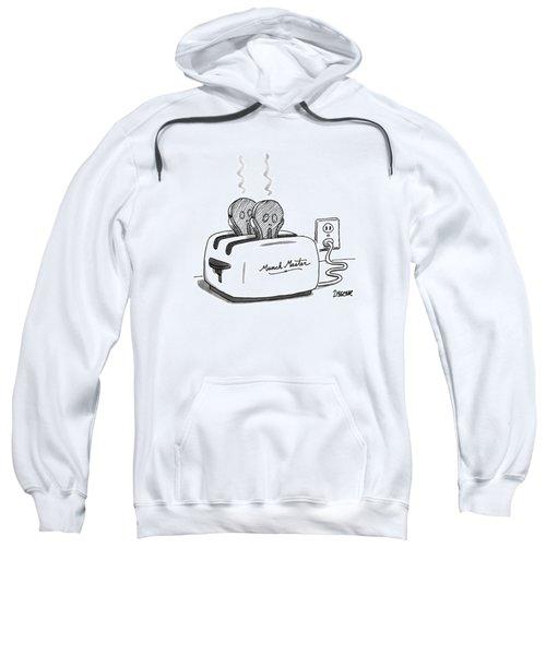 New Yorker December 12th, 1994 Sweatshirt