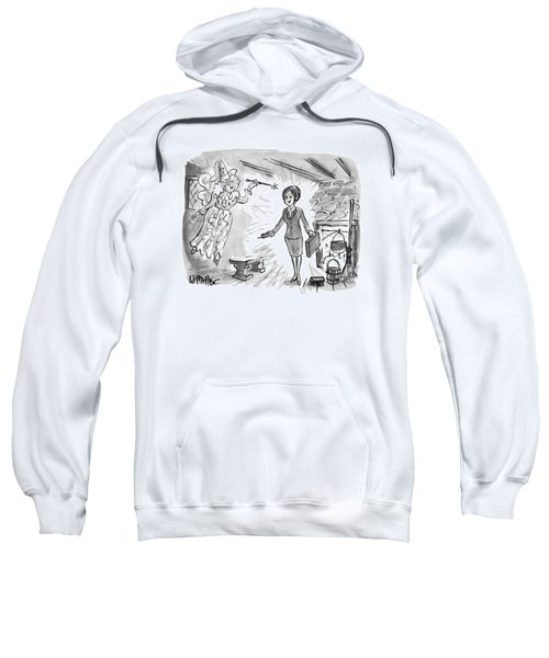 New Yorker December 13th, 1993 Sweatshirt