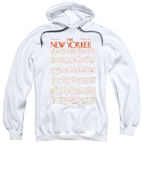New Yorker December 15th, 1975 Sweatshirt