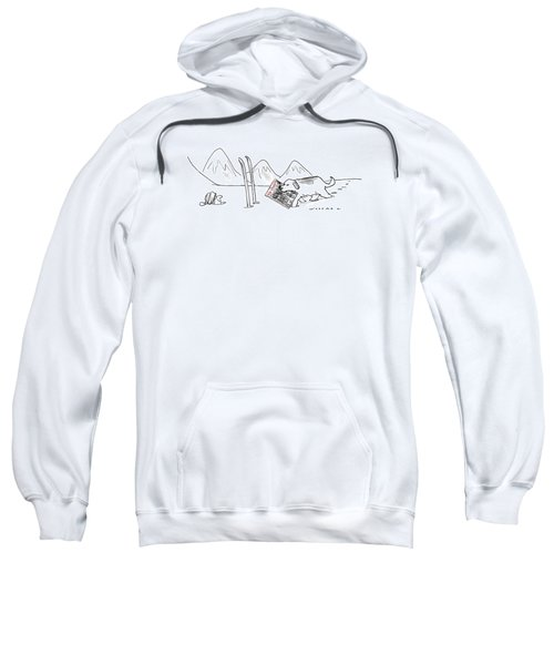New Yorker December 15th, 1997 Sweatshirt