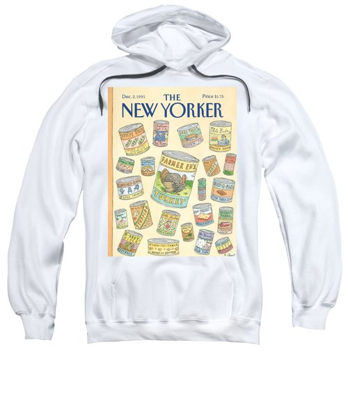 New Yorker December 2nd, 1991 Sweatshirt