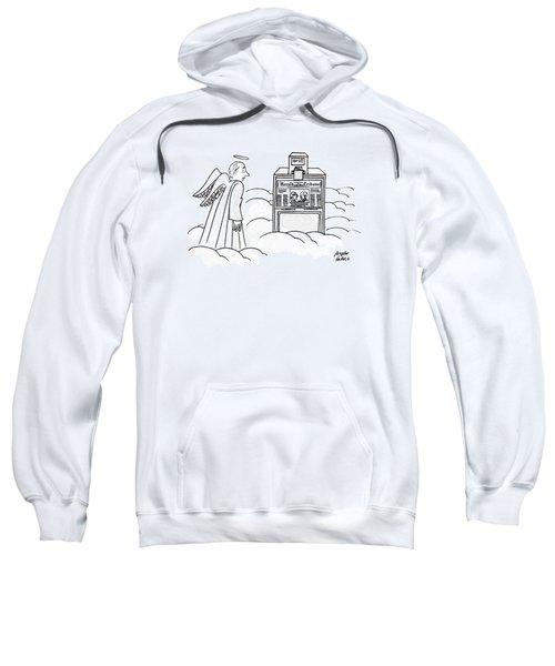 New Yorker December 30th, 1991 Sweatshirt