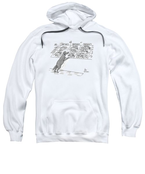 New Yorker December 7th, 1992 Sweatshirt