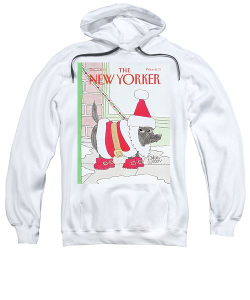 New Yorker December 9th, 1991 Sweatshirt