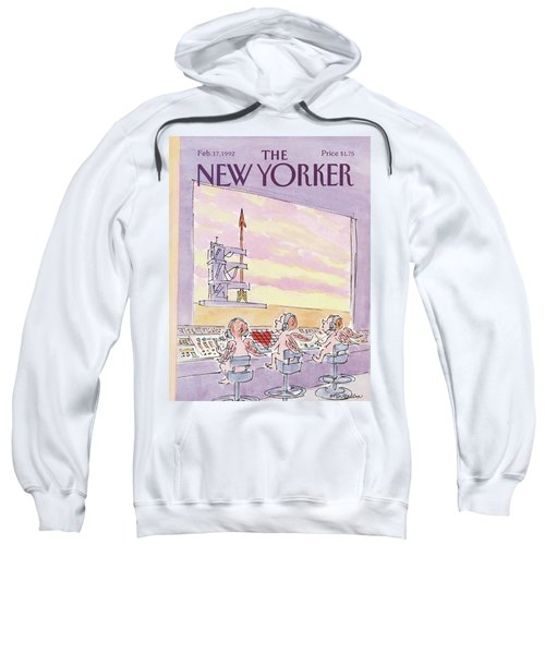 New Yorker February 17th, 1992 Sweatshirt
