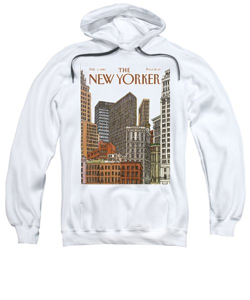 New Yorker February 1st, 1982 Sweatshirt