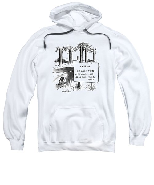 New Yorker February 1st, 1993 Sweatshirt