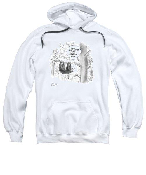 New Yorker February 22nd, 1988 Sweatshirt