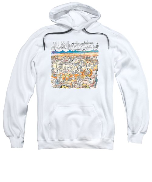 New Yorker February 22nd, 1999 Sweatshirt