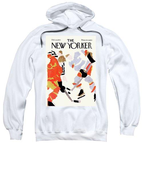 New Yorker February 28th, 1970 Sweatshirt