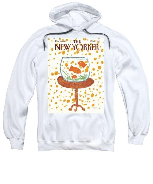 New Yorker February 28th, 1983 Sweatshirt