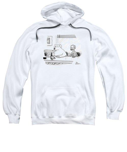 New Yorker February 3rd, 1992 Sweatshirt