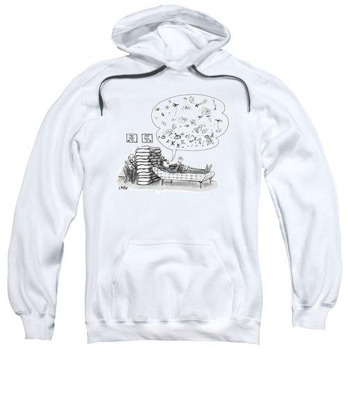 New Yorker February 7th, 1983 Sweatshirt
