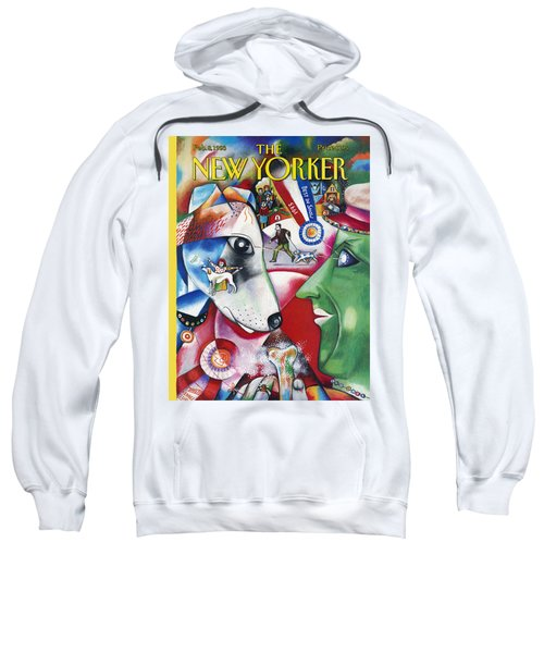 New Yorker February 8th, 1993 Sweatshirt