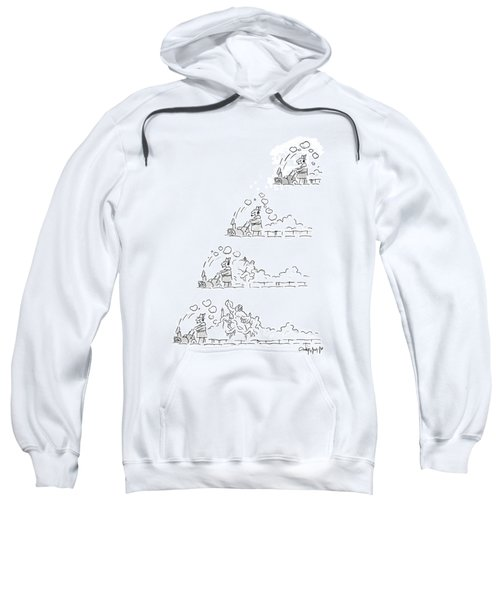 New Yorker January 12th, 1987 Sweatshirt