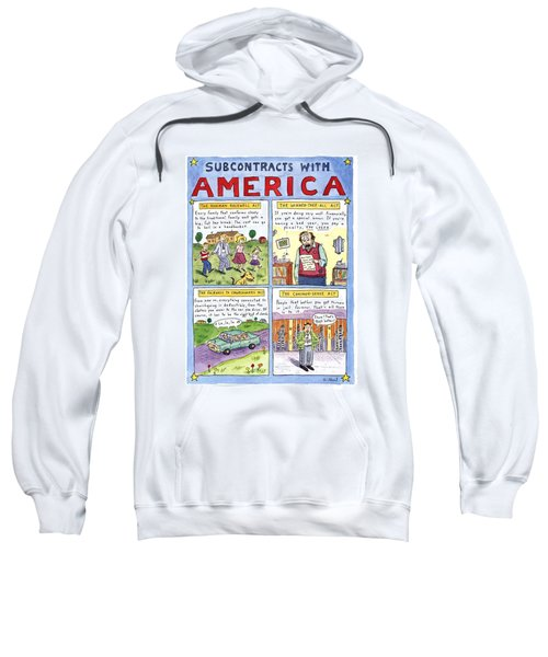 New Yorker January 16th, 1995 Sweatshirt