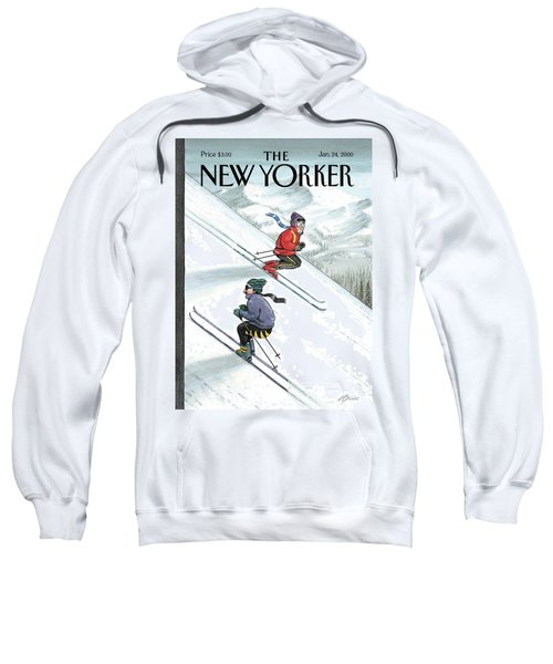 New Yorker January 24th, 2000 Sweatshirt