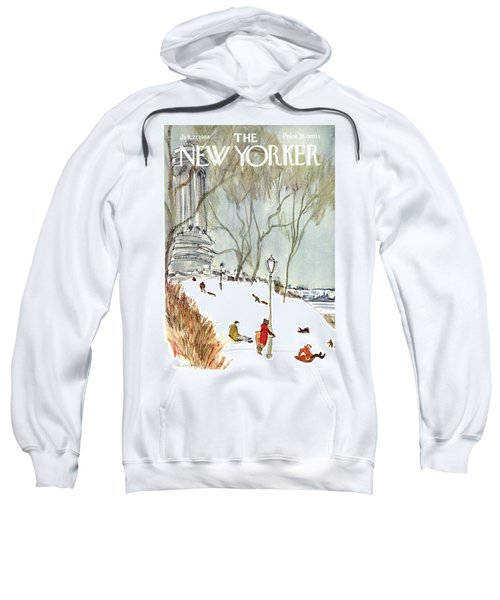 New Yorker January 27th, 1968 Sweatshirt