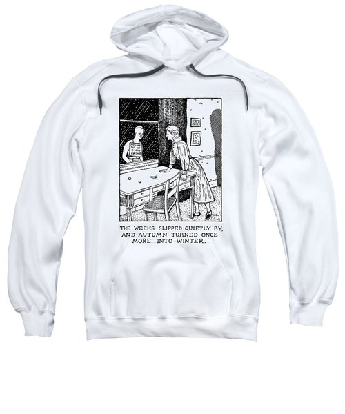 New Yorker January 27th, 1992 Sweatshirt