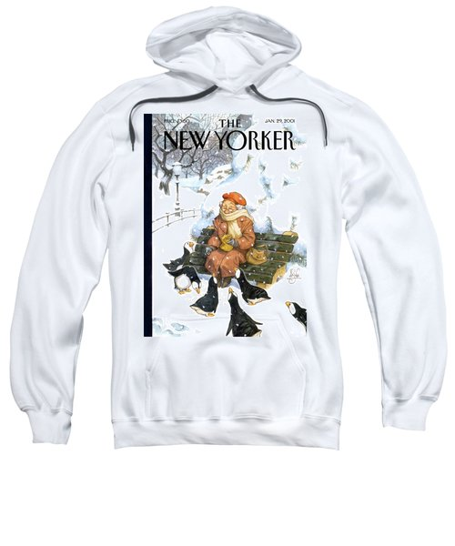New Yorker January 29th, 2001 Sweatshirt