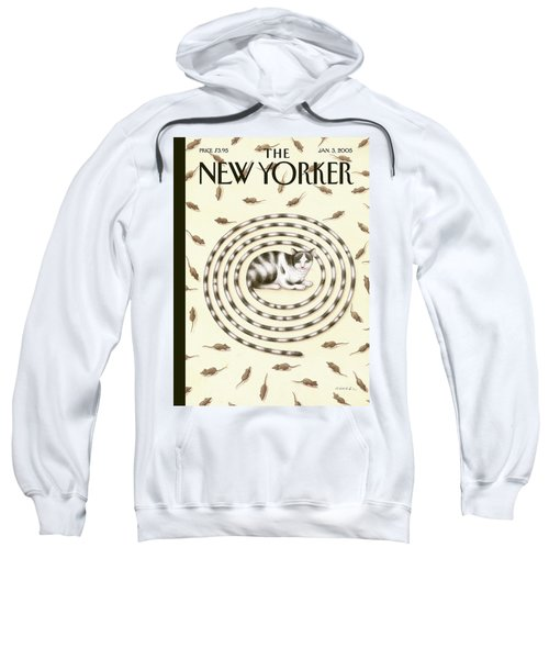New Yorker January 3rd, 2005 Sweatshirt