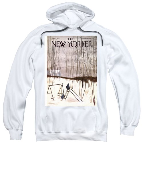 New Yorker January 5th, 1963 Sweatshirt