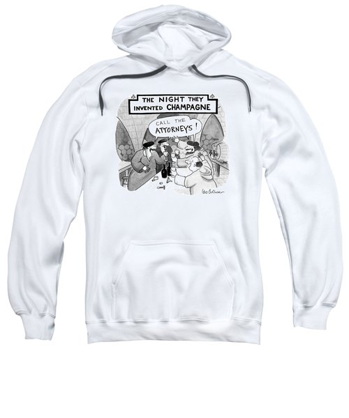 New Yorker January 8th, 1990 Sweatshirt