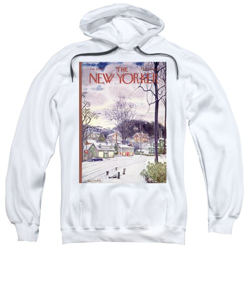 New Yorker January 9th, 1965 Sweatshirt