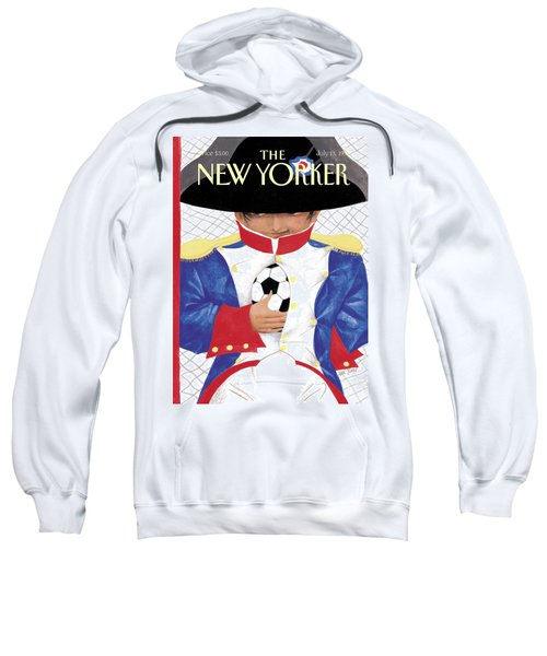 New Yorker July 13th, 1998 Sweatshirt
