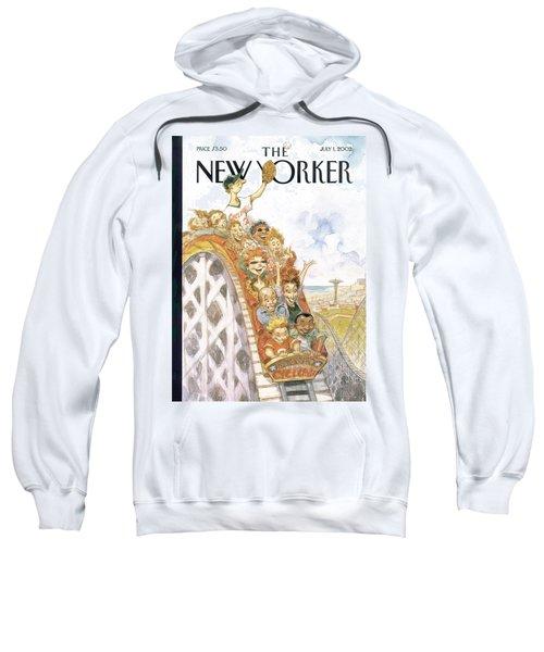 New Yorker July 1st, 2002 Sweatshirt