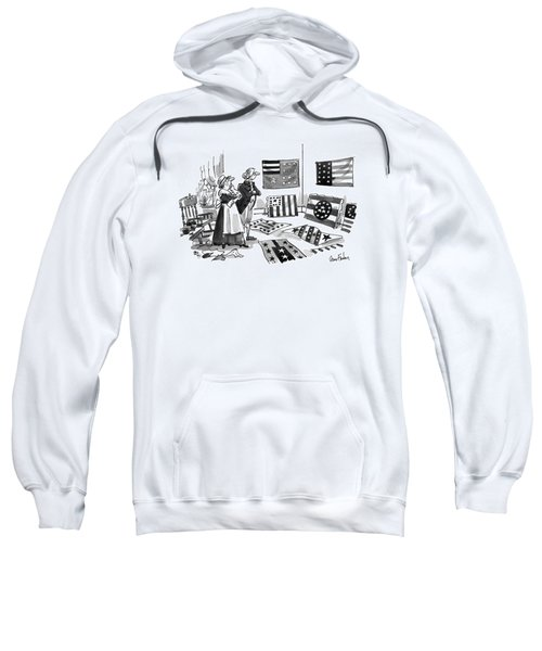 New Yorker July 5th, 1993 Sweatshirt