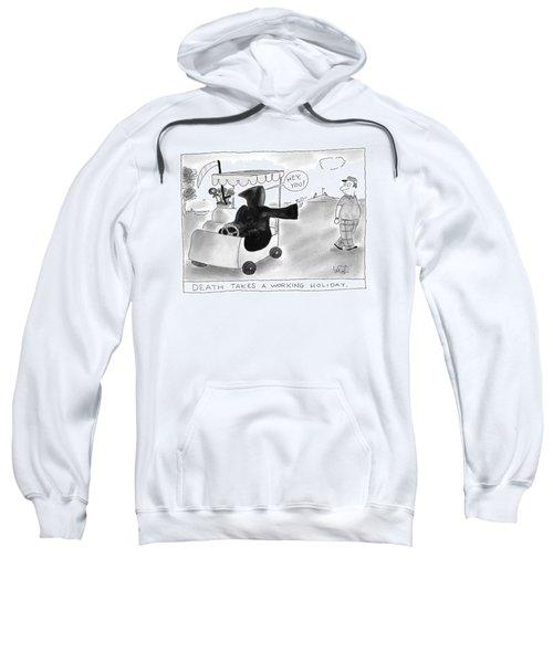 New Yorker July 6th, 1998 Sweatshirt