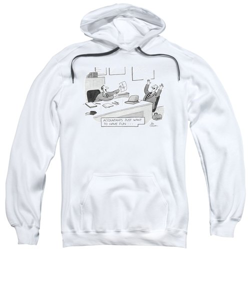 New Yorker July 8th, 1985 Sweatshirt