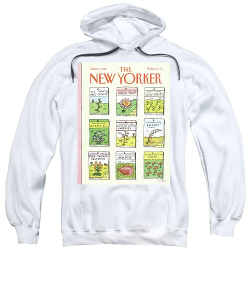 New Yorker June 1st, 1987 Sweatshirt