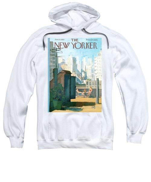 New Yorker June 22nd, 1963 Sweatshirt