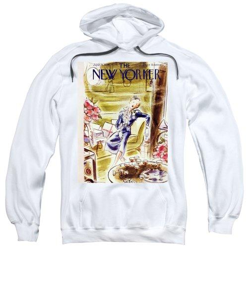 New Yorker June 25 1938 Sweatshirt